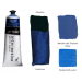 Interactive Professional Acrylic 80 ml Tube - Pthalo Blue (Red Shade)