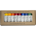 Michael Harding Handmade Artists' Oil Color Plein Air Master Set of 10, 40 ml tubes