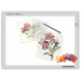 Artograph LightPad® LX with quilting supplies