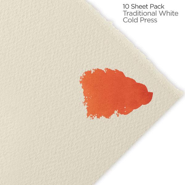 Fabriano-Artistico-Watercolor-Paper-140-lb-Cold-Press-10-Pack-22-x-30-034-White