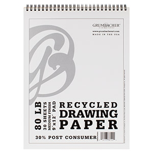 FREE REcycled Drawing Pad