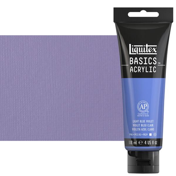 Light Violet Crafts Careful 2 Oz Heavy Body Acrylic Color Paints Color Art Supplies