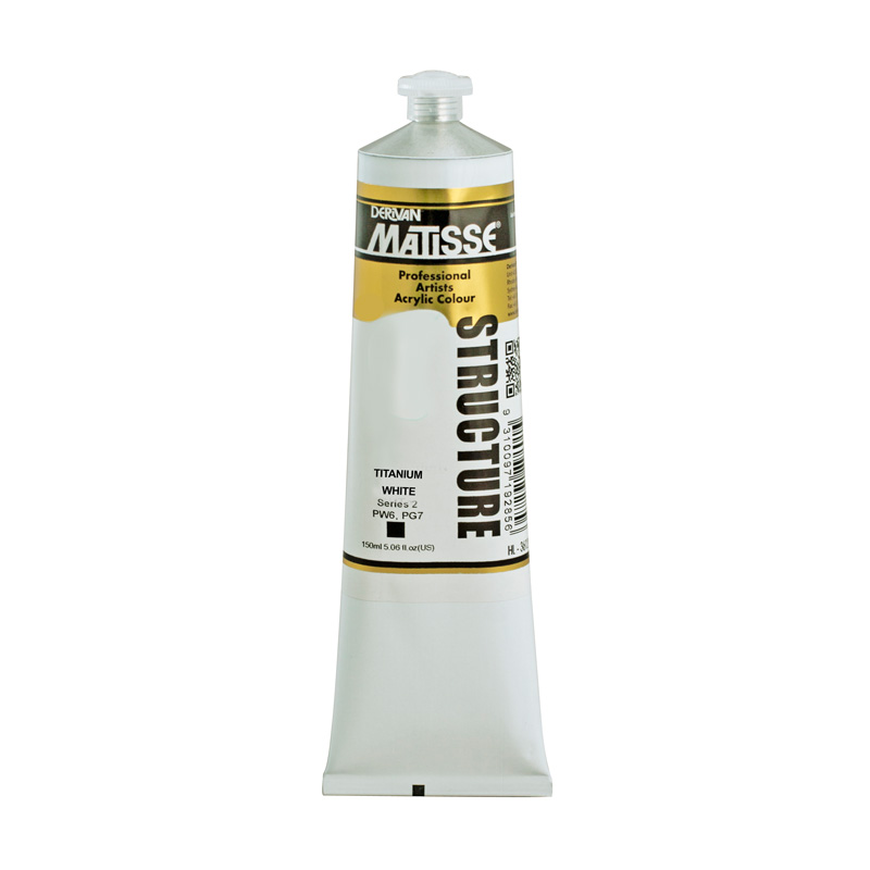 FREE White!! Paint Your Season White with Matisse Structure Acrylic*