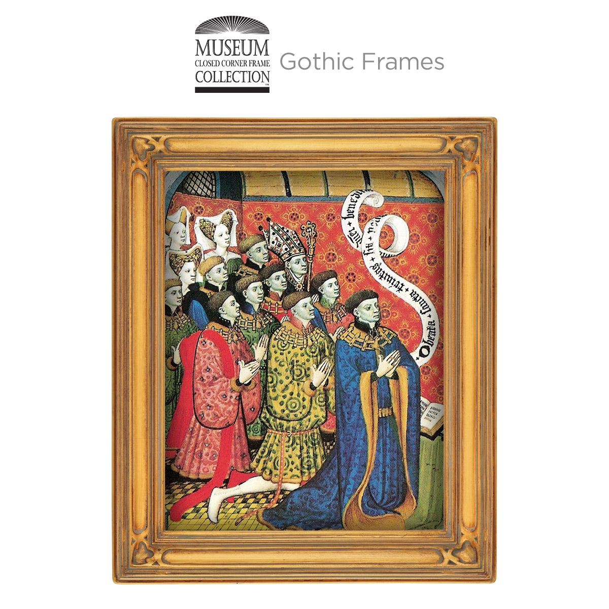 Museum Collection Gothic Frames