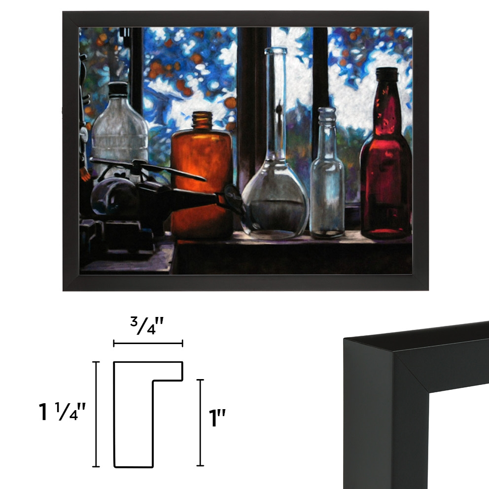 Prague Black Frame Composite Guide