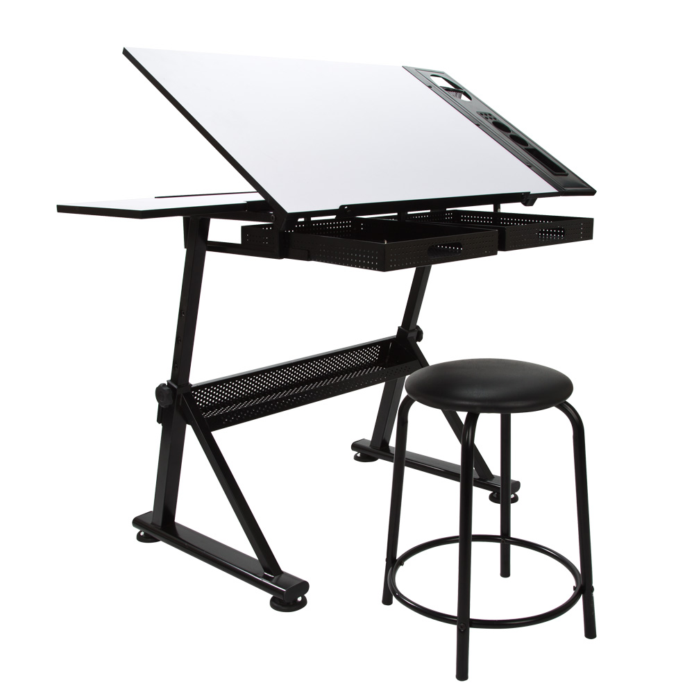 SoHo Urban Artist Drawing and Drafting Table