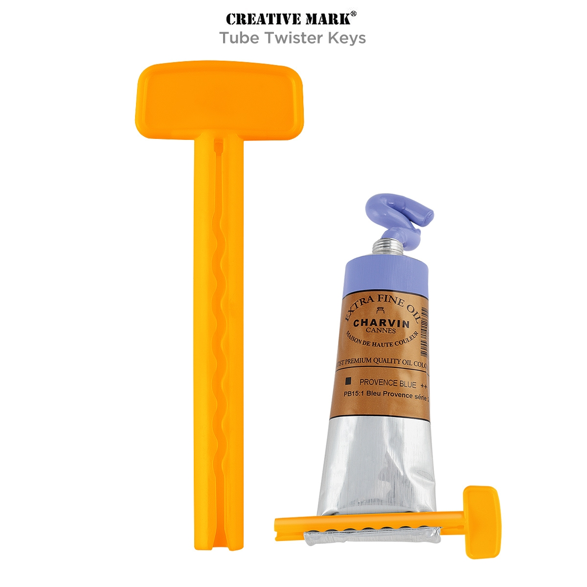 Universal Tube Twister Keys by Creative Mark