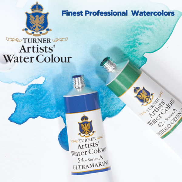 Turner Concentrated Artists' Watercolors