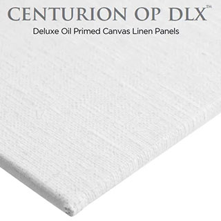 Centurion Deluxe Oil Primed Linen Panel 3-Pack