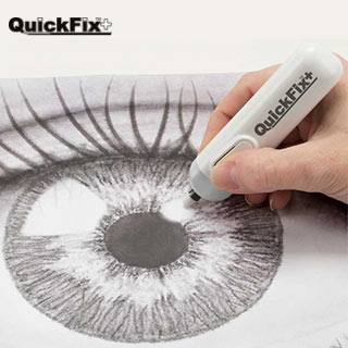 QuickFix+ Battery Powered Eraser