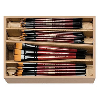 Creative Mark Ebony Splendor Brush Class Packs