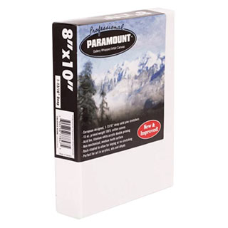 "Paramount 1-13/16"" Professional Gallery Wrap Canvas Boxes Of 3"
