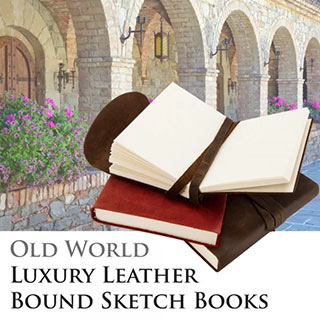 Old World Premium Leather Bound Soft Cover