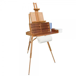 Outdoor Monet French Easel