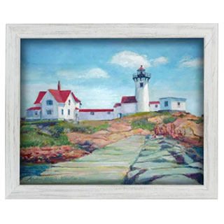 Millbrook Country Chic Wide Marshmallow Narrow Frames