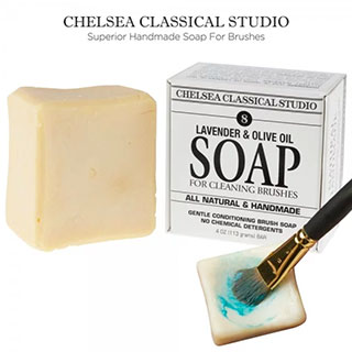Chelsea Classical Studio All-Natural Brush Soap