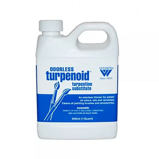 Weber Odorless Turpenoids And Turpenoid Naturals