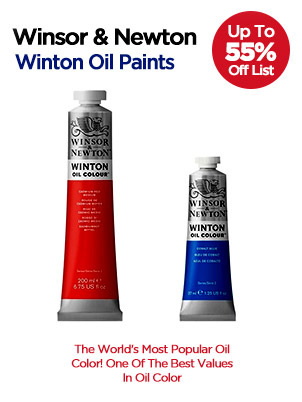 Shop Winsor & Newton Winton Oil Paints