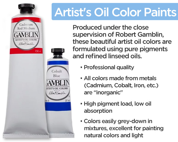 Shop Artists oil colors