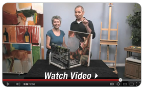 Click here to watch a video introduction to the Dryden Art and Canvas Keeper with assembly instructions and more.