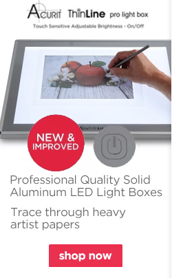 Acurit Thin Line Pro LED Light Light Boxes