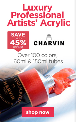 Professional Artist Acrylic Paints