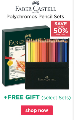 Faber Castell Polychromos Pencil Sets on sale