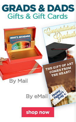 Gifts for Artist Grads and Dads