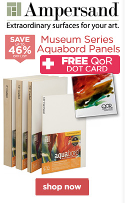 Ampersand Museum Series Aquabord Panels