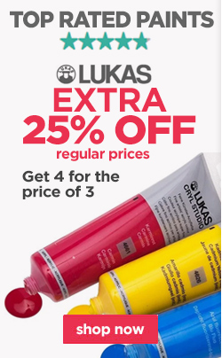 LUKAS Artist Paints - Best Selling Paints