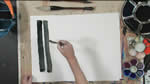 How To Vary Strokes Using Sumi-e Brushes