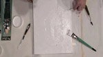 How To Prepare A Canvas Using Gesso