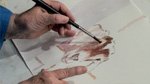 Painting a Goat in Watercolors