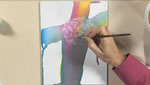 How To Paint A Dandelion in Watercolors