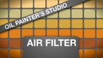 Oil Painters Studio: Air Filters