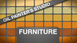 Oil Painters Studio: Furniture