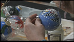 Varnishing Your Ball in Crafts