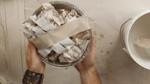 Paper Mache Pie
