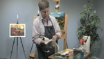 How To Care For Brushes After Oil Painting