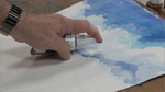 Painting Distant Mountains in Watercolor