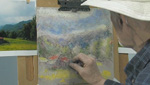 How To Paint A Landscape In Pastels