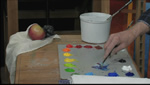 How To Begin Painting a Still Life Using Acrylics