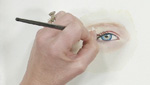 How To Draw an Eye with Watercolors: Part 3