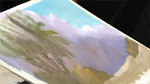 Beachscapes Start-to-Finish in Watercolors