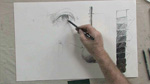 How to Draw a Landscape Study With Graphite Pencils