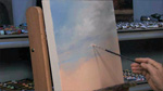 How to Paint Clouds in Oils