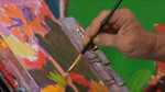 Create a Palm Tree in Oils