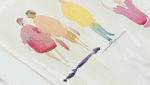 An Easy Way to Paint People Using Watercolors