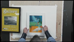 Quick Framing for Artists