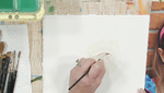 How To Draw an Eye with Watercolors: Part 1